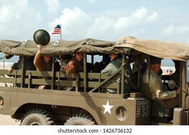 Ww2 Jeep Images, Stock Photos & Vectors | Shutterstock