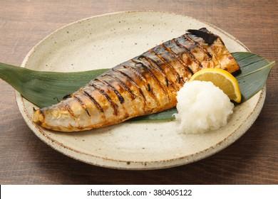 saury mackerel