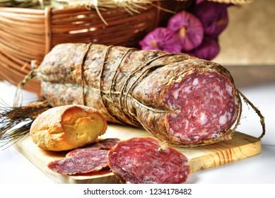 sausages - sopressa veneta nostrana