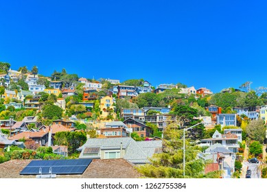 Sausalito is a city in Marin County, California, 4 miles north of San Francisco.
