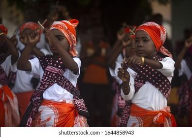 Sauti za Busara 2020 on 13th February 2020, in Stone town  Zanzibar, Tanzania. Music festival under African sky. Best African festival
