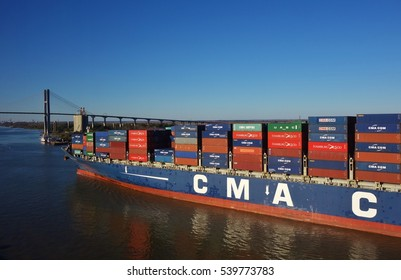 Cma Cgm Container Images, Stock Photos & Vectors | Shutterstock