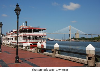 Savannah Waterfront