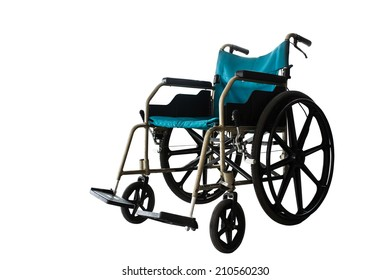 Save clipping path, Wheelchair service in airport terminal