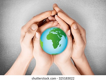 Save the earth.