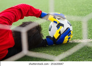 Save a goalkeeper