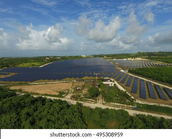 Save money building Green Energy Solar Farm with Photovoltaic Panels saving dollars on electricity  - 8 October 2016