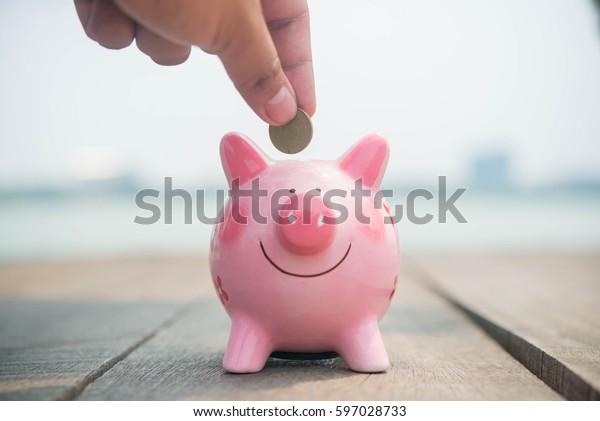 geld besparen voor de toekomst