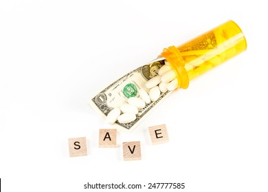 Save money on generic drugs or for save money with Flexible Spending Account FSA or health savings account HSA or a health reimbursement account HRA
