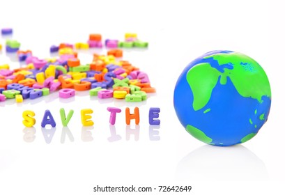 save the world, save the planet