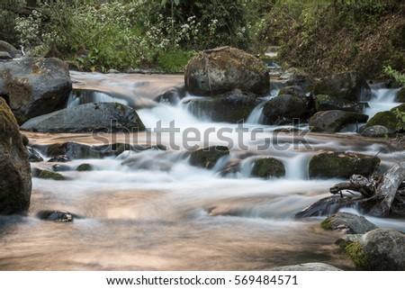 Savegre River San Gerardo