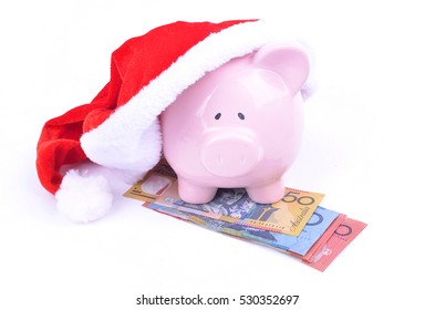 Saving Australian money for Christmas