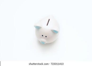 saving concept-piggy bank