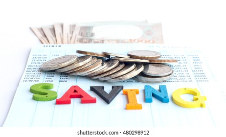 Saving for financial stability.
