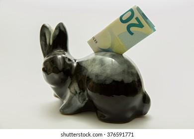 saving money - Shutterstock ID 376591771