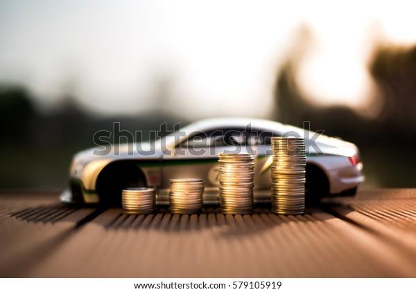 Car For Cash >> Saving Money Car Trade Car Cash Stock Photo Edit Now 579105919
