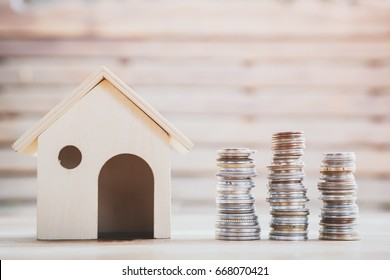 saving money to invest in a home or property in the future