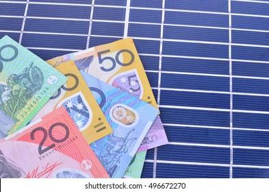 Saving money on solar power