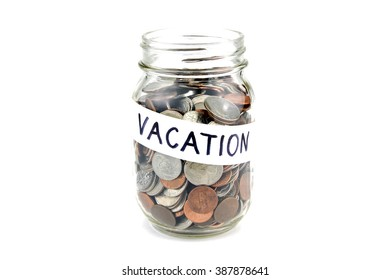Saving money for vacation