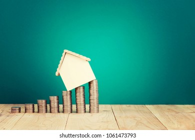 saving for new house