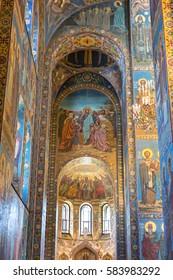 Savior on Spilled Blood, Saint Petersburg, Russia 20-06-2013