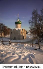 Savior Transfiguration Cathedral in Pereslavl Zalessky in the Yaroslavl Region in Russia