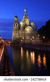 The Saviour on the Spilled Blood, Saint Petersburg, Russia