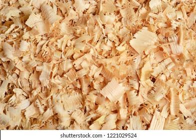 Sawdust texture  carpentry waste