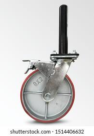 Scaffold accessories, Scaffold castor, Scaffold wheel caster, Scaffold caster roller