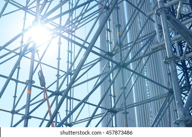 Scaffolding Elements Construction