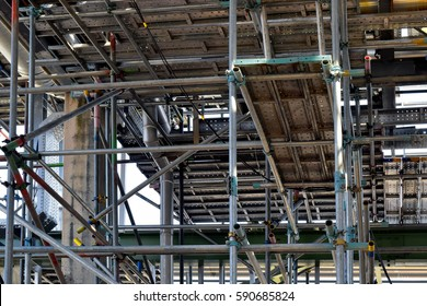Scaffolding Elements Construction .