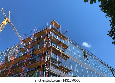 Scaffolding Images, Stock Photos & Vectors | Shutterstock