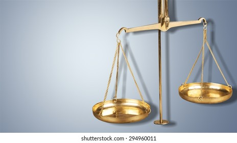 Scale, legal, law.