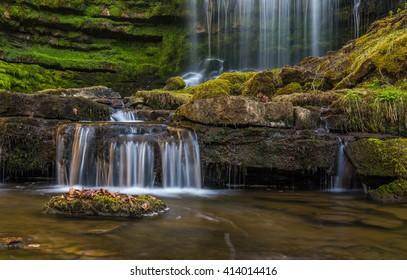 Scalebar Waterfall, Yorkshire