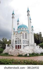 Scaled replicas of Kul Sharif, Russia