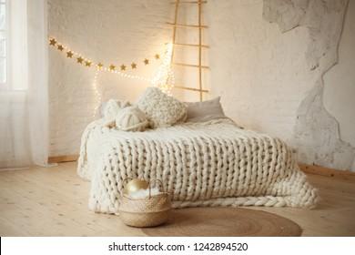 Boho Bedroom Images, Stock Photos & Vectors   Shutterstock