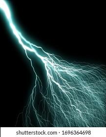 A scary bolt of thunder
