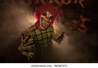 scary clown images stock photos vectors shutterstock