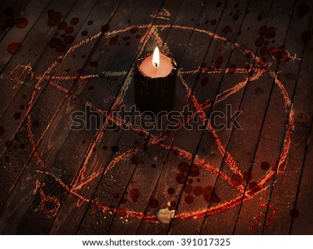 Darkness Occult Magic Dark Rituals T
