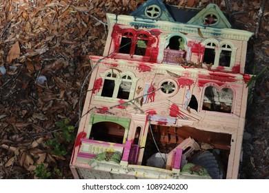 Haunted Dolls Images Stock Photos Vectors Shutterstock