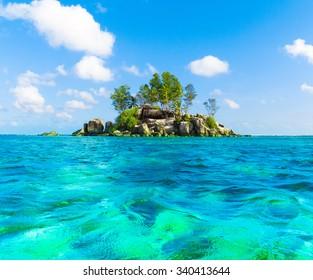 Scene Seascape Summer