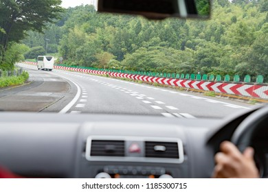 Scenery of highway