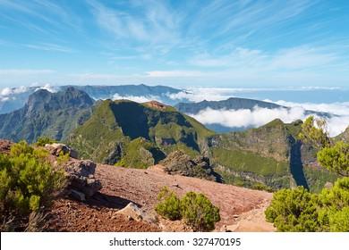 Scenery, Madeira, Portugal, Europe