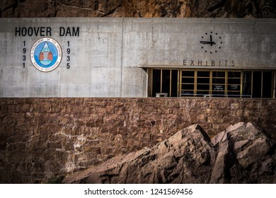 scenes around Hoover dam and  Mike O'Callaghan - Pat Tillman Memorial Bridge Plaza