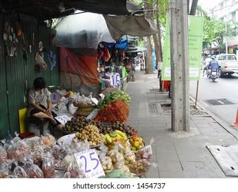 Scene's and attractions around Bangkok, Thailand