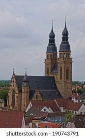 Scenes of the city Speyer