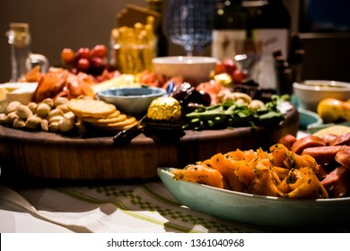 Scenes from a Grazing Table