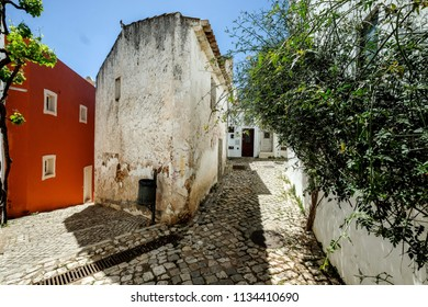 Scenes and Street Views from Albufeira Portugal on a sunny summer day
