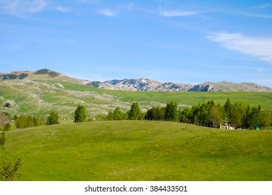 scenic beauty of Montenegro