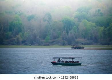 Scenic Boating Kabini